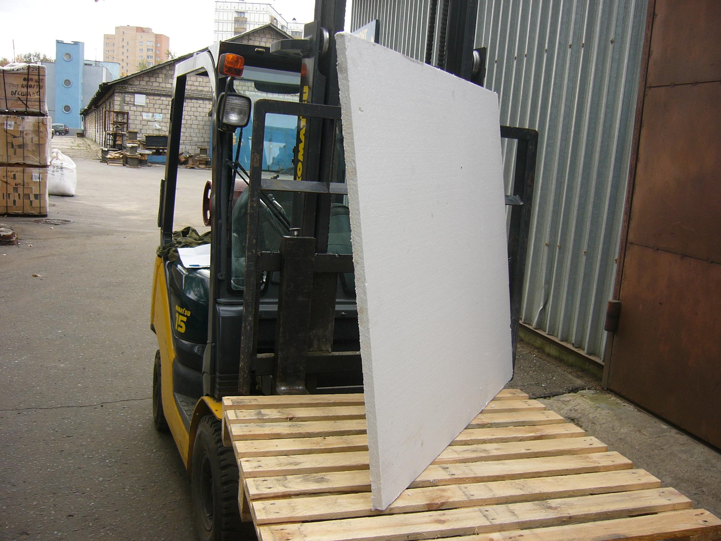 Формованные плиты из керамического волокна Kaowool 1260 Board